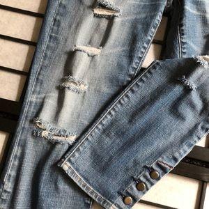 Gap. Always Skinny. Maternity Jeans.